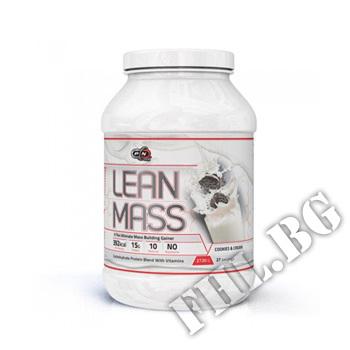 Съдържание » Цена » Прием »  Lean Mass 2720gr