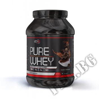 Действие на PURE WHEY  100% Pure Whey-шоколадов кейк мнения.Най-ниска цена от Fhl.bg-хранителни добавки София