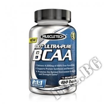 Действие на 100% Ultra-Pure BCAA мнения.Най-ниска цена от Fhl.bg-хранителни добавки София