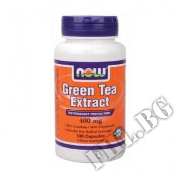 Действие на Green Tea Extract 400 мг  мнения.Най-ниска цена от Fhl.bg-хранителни добавки София