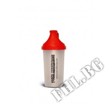 Действие на Pure Nutrition Shaker 500 ml мнения.Най-ниска цена от Fhl.bg-хранителни добавки София
