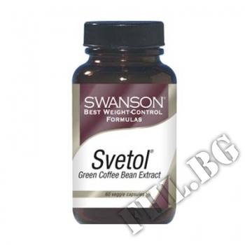 Съдържание » Цена » Прием » SVETOL/Green Coffee Bean Extract
