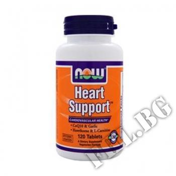 Съдържание » Цена » Прием » Heart Support - 60 таблетки