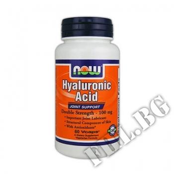 Съдържание » Цена » Прием » Hyaluronic Acid 100 мг
