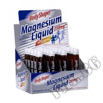 Действие на Liquid Magnesium exotic-orange мнения.Най-ниска цена от Fhl.bg-хранителни добавки София