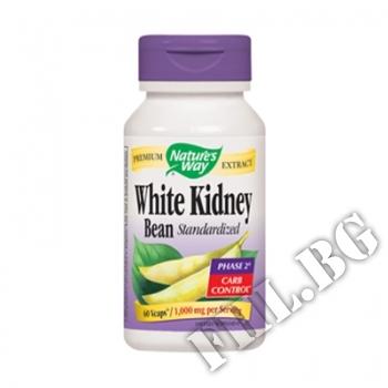 Действие на Бял боб/White Kidney Bean мнения.Най-ниска цена от Fhl.bg-хранителни добавки София