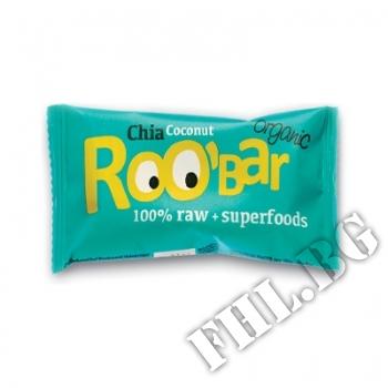Съдържание » Цена » Прием » Roo'bar Чиа & Coconut