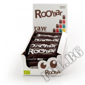 Действие на Roobar Cacao мнения.Най-ниска цена от Fhl.bg-хранителни добавки София