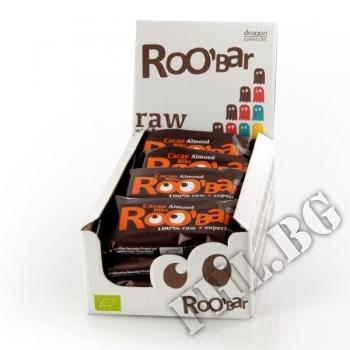 Действие на ROO'BAR Cacao Nibs & Almond мнения.Най-ниска цена от Fhl.bg-хранителни добавки София