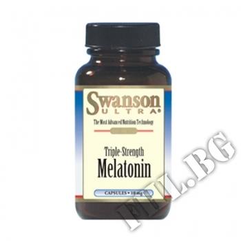 Действие на МЕЛАТОНИН 10 mg 60 капс мнения.Най-ниска цена от Fhl.bg-хранителни добавки София