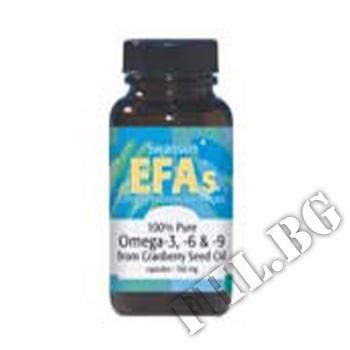 Съдържание » Цена » Прием » 100% ОМЕГА 3-6-9 700 mg 30 капс