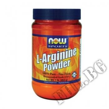 Съдържание » Цена » Прием » L-Arginine Прах - 454 г