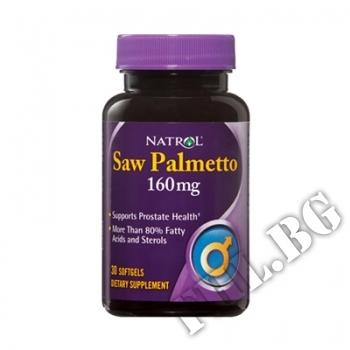 Съдържание » Цена » Прием » Saw Palmetto 160mg