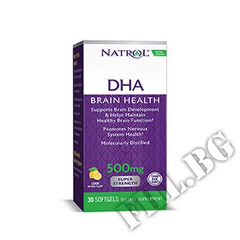 Съдържание » Цена » Прием » DHA 500mg