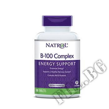 Съдържание » Цена » Прием » B100 Complex