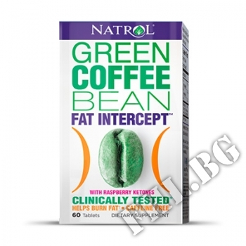 Съдържание » Цена » Прием » Green Coffee Bean Fat Intercept + Raspberry Ketone