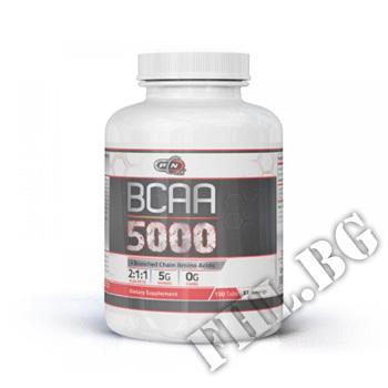 Съдържание » Цена » Прием »  BCAA 5000 150tab
