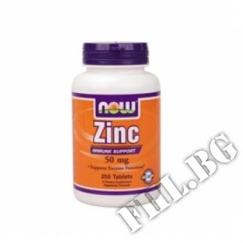 Действие на Zinc Gluconate 50 мг - 250 таблетки мнения.Най-ниска цена от Fhl.bg-хранителни добавки София