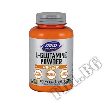 Действие на L-Glutamine прах - 170 г мнения.Най-ниска цена от Fhl.bg-хранителни добавки София