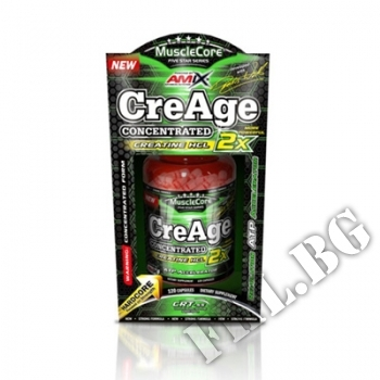 Действие на CreAge 120 Caps. мнения.Най-ниска цена от Fhl.bg-хранителни добавки София