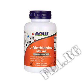 Съдържание » Цена » Прием » L-Methionine 500 мг