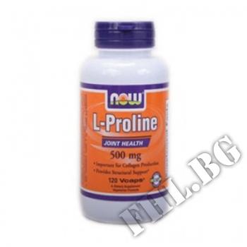 Действие на L-Proline 500 мг -ПРОЛИН  мнения.Най-ниска цена от Fhl.bg-хранителни добавки София