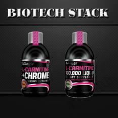 BioTech stack