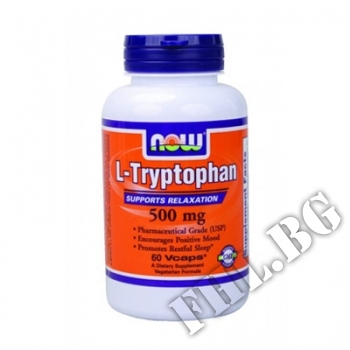 Действие на L-Tryptophan 500 мг мнения.Най-ниска цена от Fhl.bg-хранителни добавки София