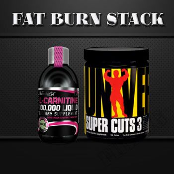 Fat Burn stack