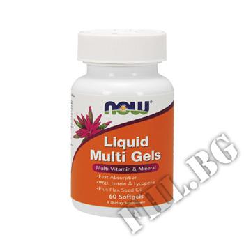 Съдържание » Цена » Прием » Liquid Multi Gels