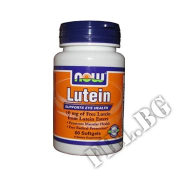 Съдържание » Цена » Прием » Lutein Esters 10 мг