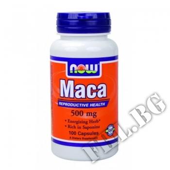 Съдържание » Цена » Прием » MACA 500 мг