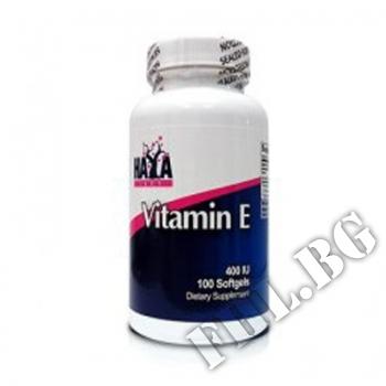 Действие на Vitamin E 400 IU HL мнения.Най-ниска цена от Fhl.bg-хранителни добавки София
