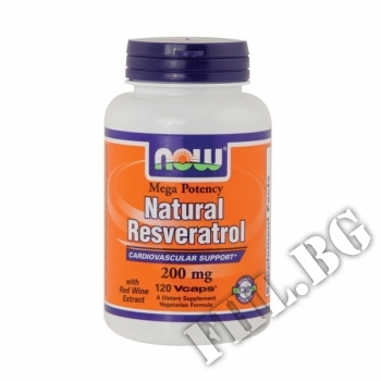 Съдържание » Цена » Прием »  Mega Resveratrol 200 мг