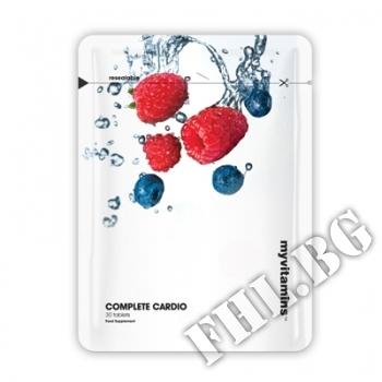 Съдържание » Цена » Прием » Complete Cardio