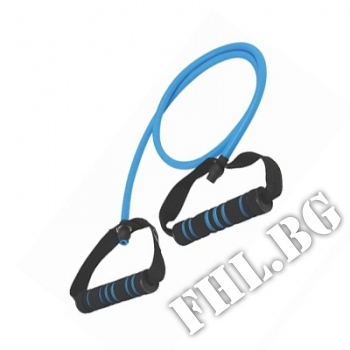 Съдържание » Цена » Прием » Ластик за упражнения Kfit