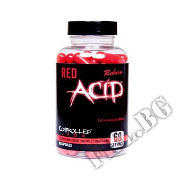 Действие на Red Acid Reborn - 60 капсули мнения.Най-ниска цена от Fhl.bg-хранителни добавки София