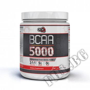 Съдържание » Цена » Прием »  BCAA 5000 300tab