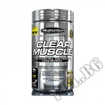 Действие на Clear muscle 84 Liquid Caps мнения.Най-ниска цена от Fhl.bg-хранителни добавки София