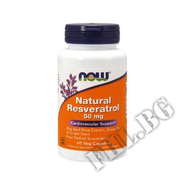 Действие на  Natural Resveratrol мнения.Най-ниска цена от Fhl.bg-хранителни добавки София
