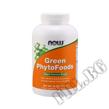 Действие на Green Phyto Foods-284 g мнения.Най-ниска цена от Fhl.bg-хранителни добавки София