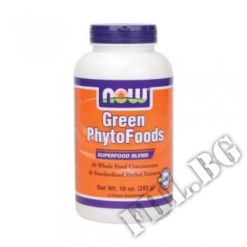 Съдържание » Цена » Прием » Green Phyto Foods-284 g