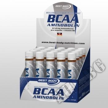 Съдържание » Цена » Прием » BCAA Aminobolin