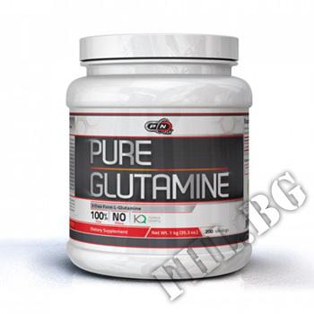 Действие на 100% Pure Glutamine 1000  мнения.Най-ниска цена от Fhl.bg-хранителни добавки София