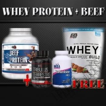 Действие на Beef protein + Еverbuild whey build 5lbs мнения.Най-ниска цена от Fhl.bg-хранителни добавки София