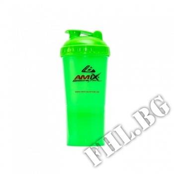 Действие на Shaker Monster Bottle-зелен мнения.Най-ниска цена от Fhl.bg-хранителни добавки София