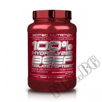 Съдържание » Цена » Прием » 100% Hydrolyzed Beef Isolate Peptides 900gr