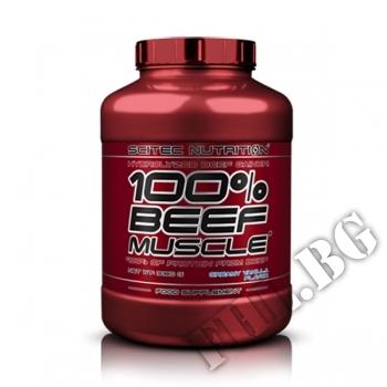 Действие на 100% Beef Muscle 3180g мнения.Най-ниска цена от Fhl.bg-хранителни добавки София
