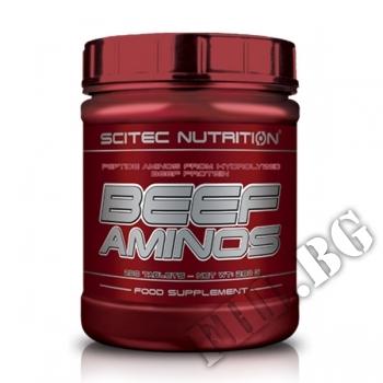 Съдържание » Цена » Прием » Beef Aminos SN 200 tablets