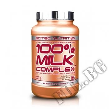 Съдържание » Цена » Прием » 100% Milk Complex 920g